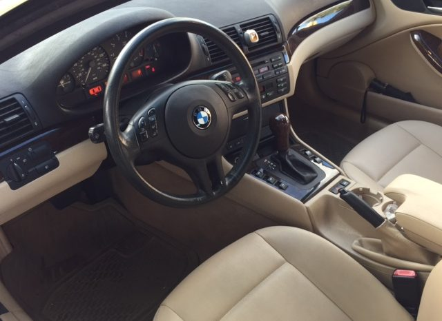 BMW 325 CI 2002 full