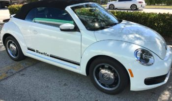 Volkswagen Beetle 2014 full
