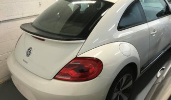 Volkswagen Beetle Turbo 2012 full